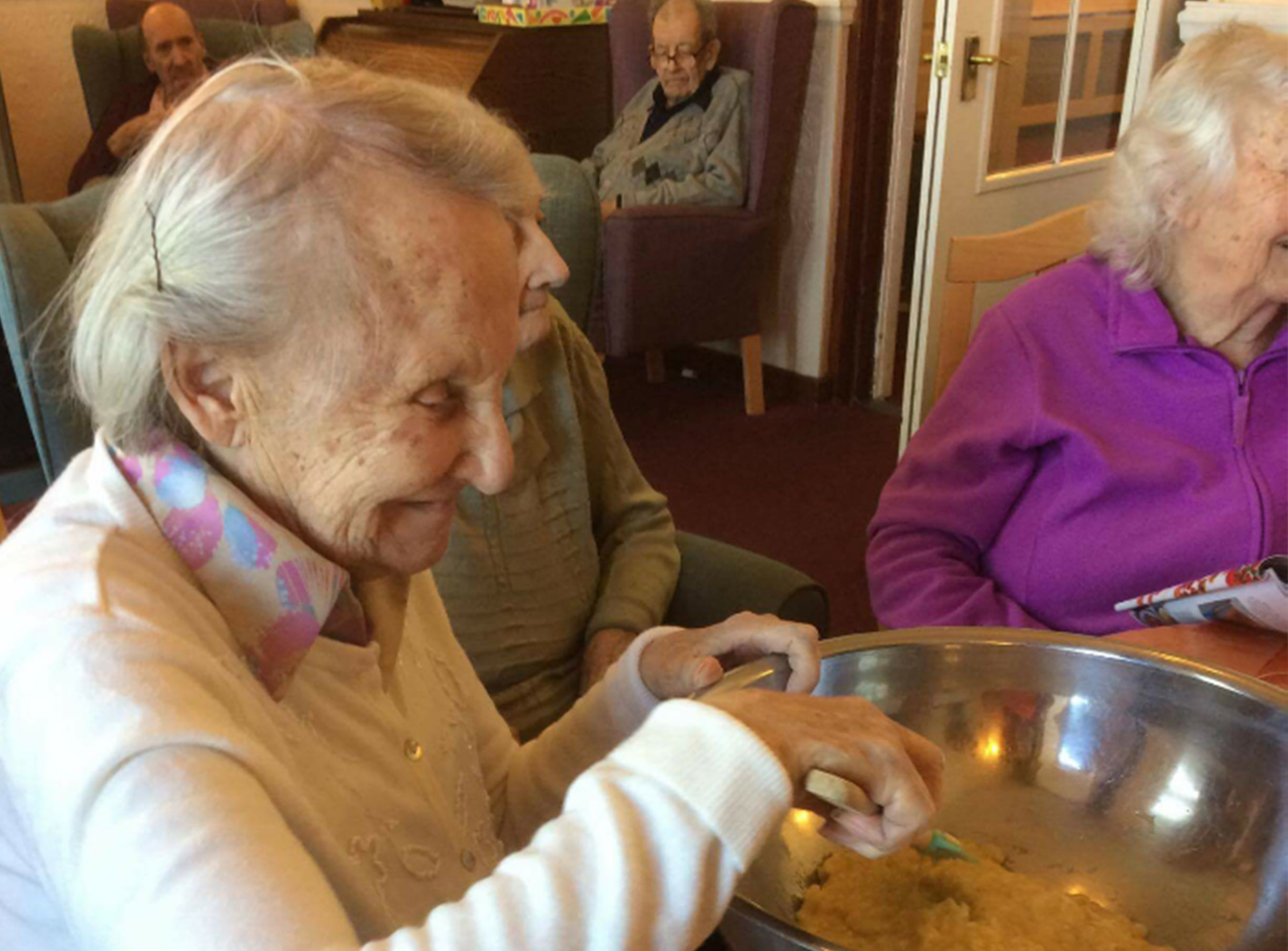 Local care home beats politicians.